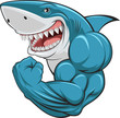 White shark - 78110828