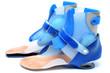 Orthese für Fuß, Knöchel und Fußgelenk