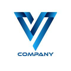 S V logotype