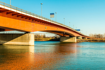 Brigittenauerbrücke Wien
