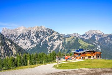 Pertisau, Alpengasthof, Karwendel,