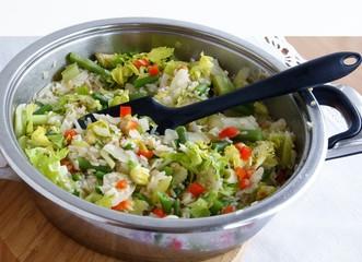 rizotto meal