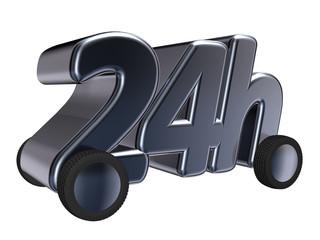 24 stunden lieferung