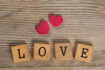 Love + due cuori