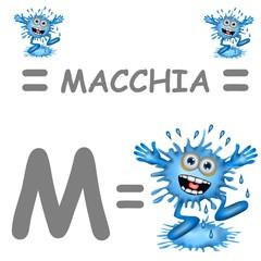 m macchia