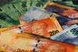 Südafrikanische Währung - 78119872