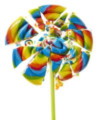 Shattered Lollipop