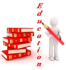 3D people-education