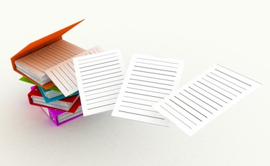 3d folder for documents