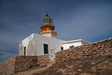Leuchtturm auf Mykonos