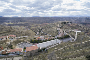 Alrededores de Morella (Castellón -España)