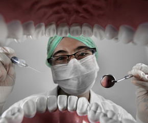 dentists and oral health