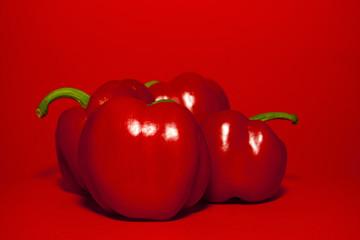 Pimientos rojos