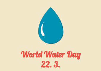 National water day card