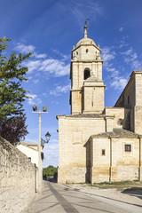 Nuestra Señora del Manzano ancient church - Castrojeriz, Spain