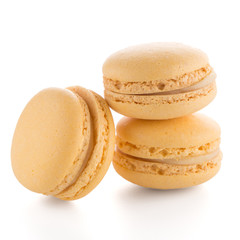 Colorful French Macarons