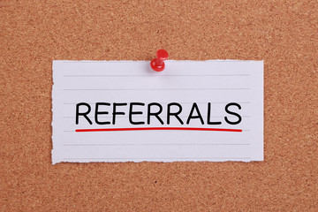 Referrals Concept Note