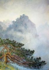 Mountain pine.