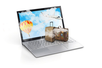 Travel in one click