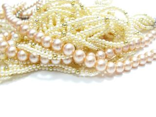 variety of pearls