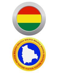 button as a symbol BOLIVIA