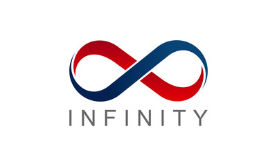 Infinity Connection Logo Concept