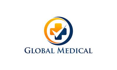 Global Medical Logo