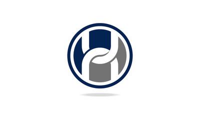 H Initial Company Logo