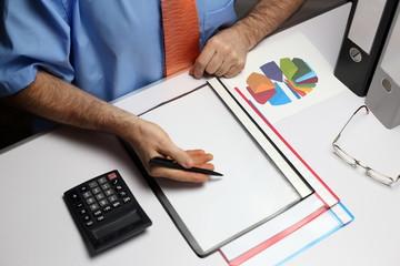 Bilanzauswertung
