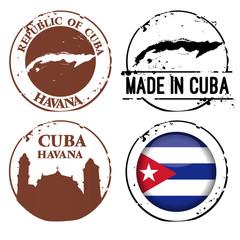 stamps Cuba