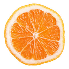 Rangpur (lemandarin) - citrus hybrid mandarin orange and lemon