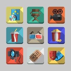 Cinema icons2