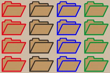 Stockage Fichiers  - Informatique