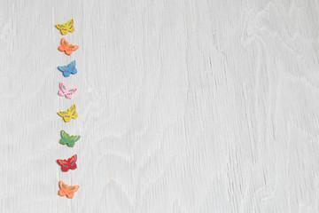 Ostern - 003 - Schmetterlinge