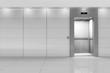Modern Elevator Hall Interior - 78149296