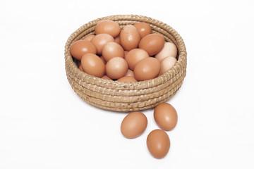 taze yumurtularım