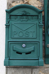 mail, mailbox for letters