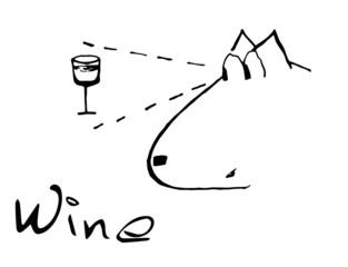 wine fox dream
