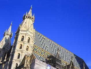 Details of Stephansdom, Vienna
