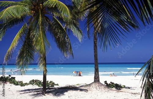 Fotobehang Centraal-Amerika Landen AMERICA CUBA VARADERO BEACH
