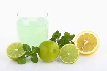 Succo di lime e limone