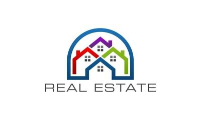 Real Estate Building Realty logo 2