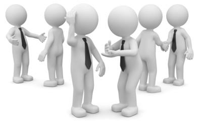 Kennenlernen in einer gruppe