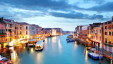 Grand Canal - Venice from Rialto bridge