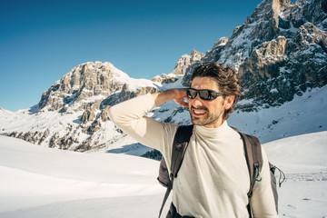 Young hiker - Dolomiti