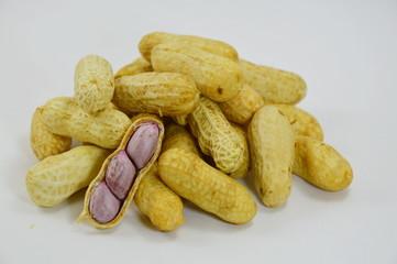 ิboiled peanuts peel out