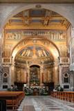 Eglise Santa Prassede à Rome