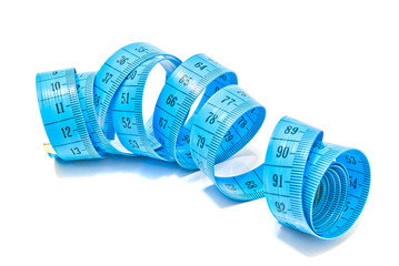 blue meter for needlework