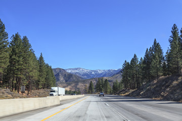 Mountain Highway Driving