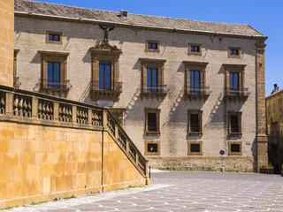 Der Palazzo Trigona,  Piazza Armerina,Provinz Enna,   Sizilien,